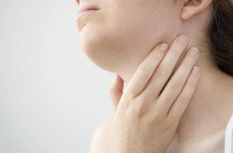 Антибиотик от боли в горле