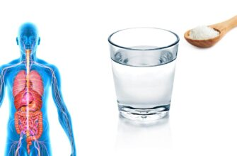 Как вывести соли из организма человека в домашних условиях